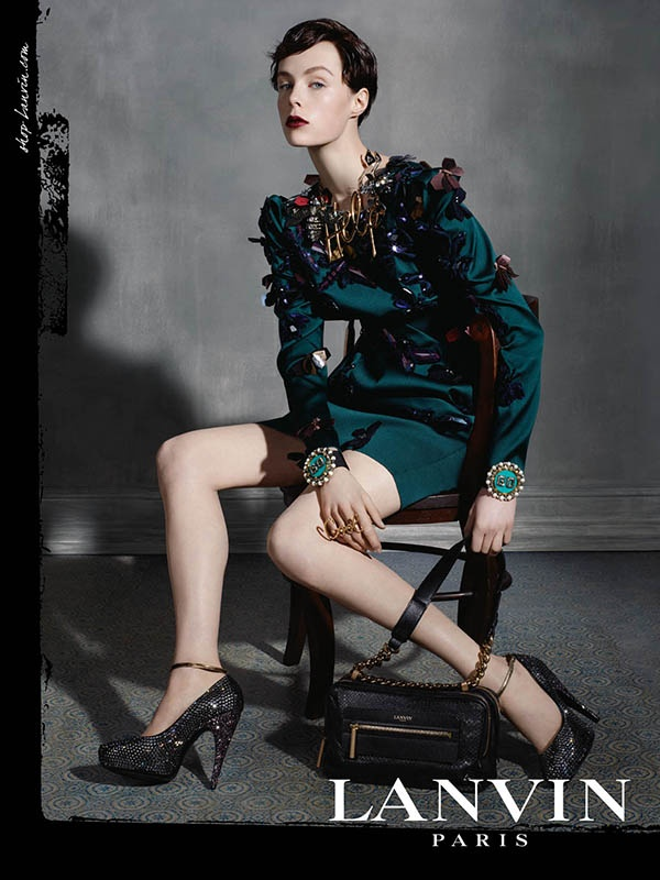 Ad-Campaign-Lanvin-Fall-Winter-2013-Featuring-Edie-Campbell-05