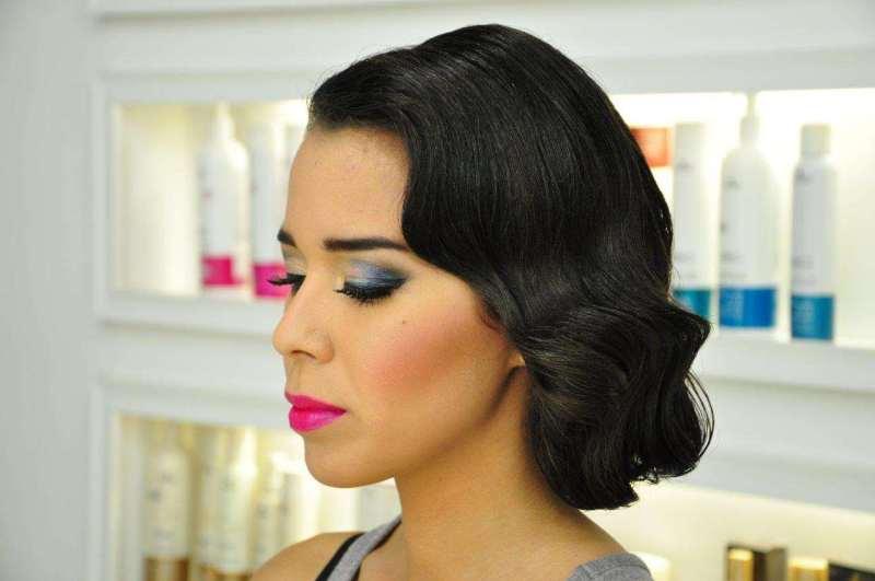 macademian girl makijaż granatowy1