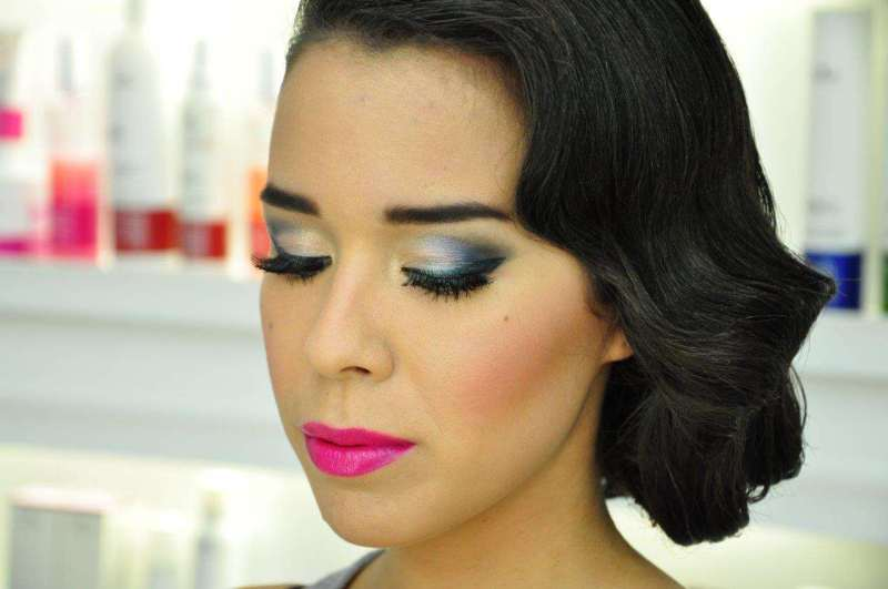 macademian girl makijaż granatowy2