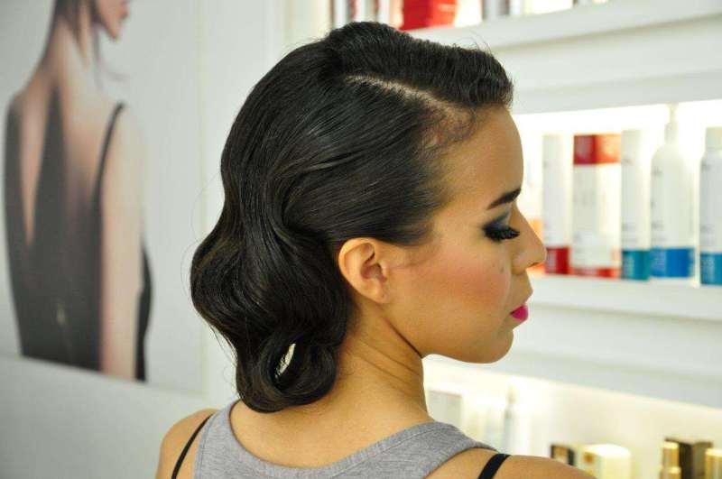 macademian girl makijaż granatowy3
