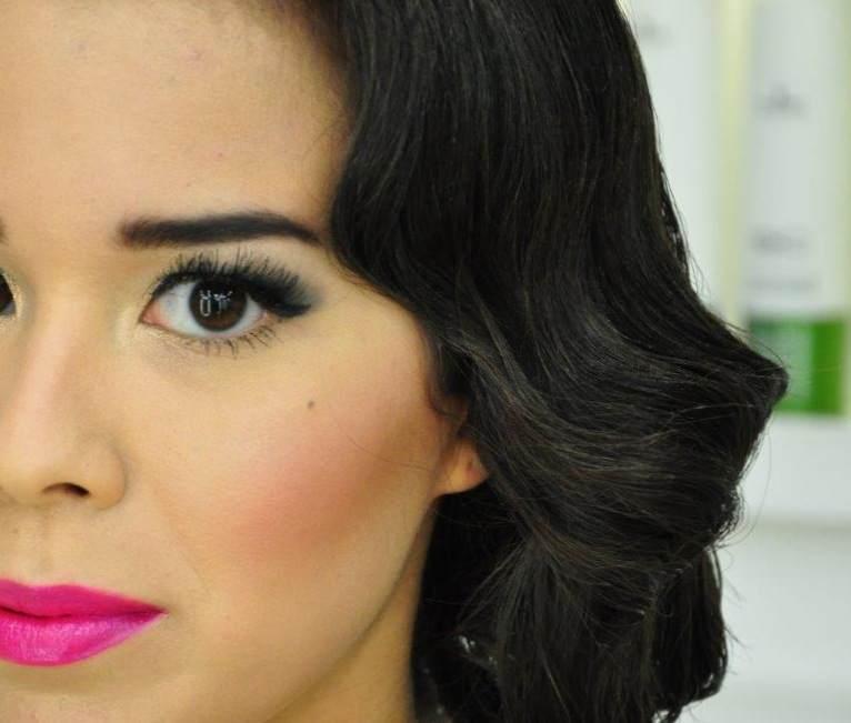 macademian girl makijaż granatowy4